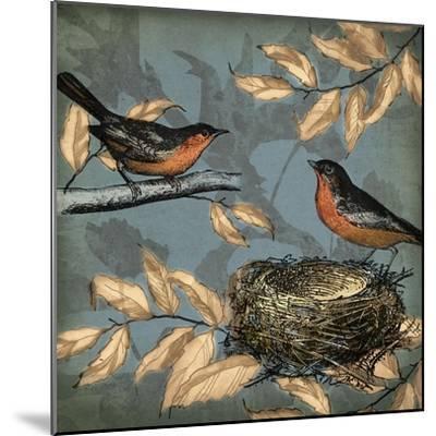 Songbird Fable II-PI Studio-Mounted Art Print