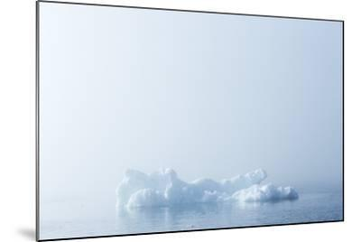 Melting Sea Ice, Hudson Bay, Nunavut Territory, Canada-Paul Souders-Mounted Photographic Print