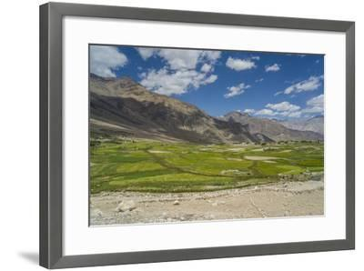 Khardung-La Pass is the Highest Motorable Road in the World with 18380 Feet, 5602,2 Meters-Guido Cozzi-Framed Photographic Print