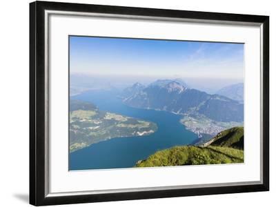 Lake Lucerne-Frank Lukasseck-Framed Photographic Print