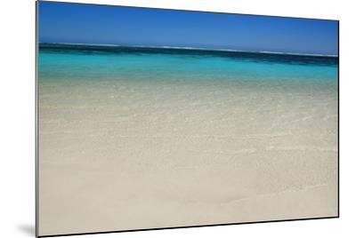 Tropical Lagoon Turquoise Bay-Frank Krahmer-Mounted Photographic Print