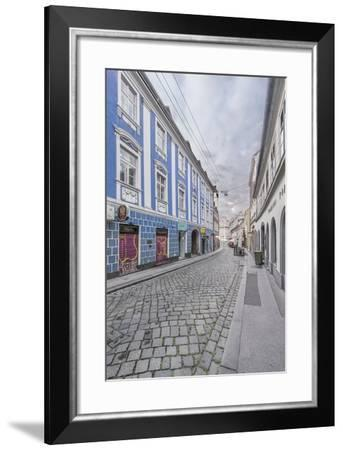 Lower Town Street-Rob Tilley-Framed Photographic Print