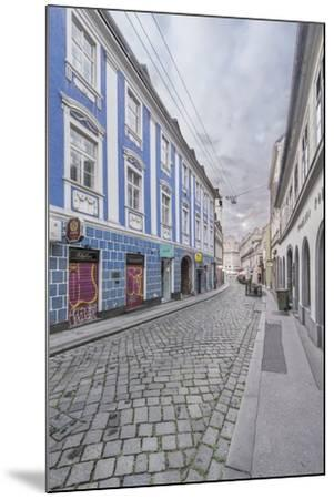 Lower Town Street-Rob Tilley-Mounted Photographic Print
