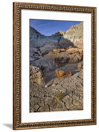 Blue Basin Unit-Steve Terrill-Framed Photographic Print