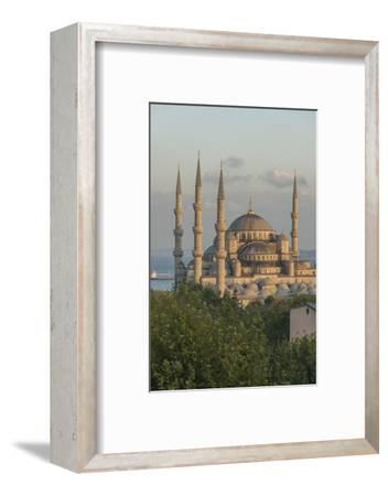 Sultan Ahmet Camii, the Blue Mosque-Guido Cozzi-Framed Photographic Print