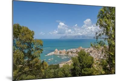 View of Castellammare Del Golfo-Guido Cozzi-Mounted Photographic Print
