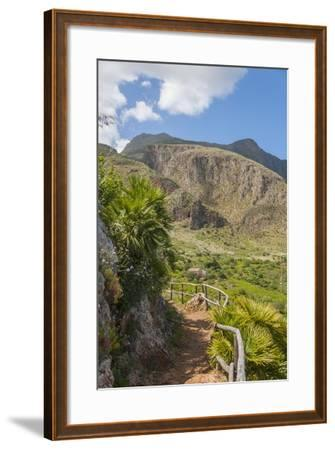Lo Zingaro Natural Reserve-Guido Cozzi-Framed Photographic Print