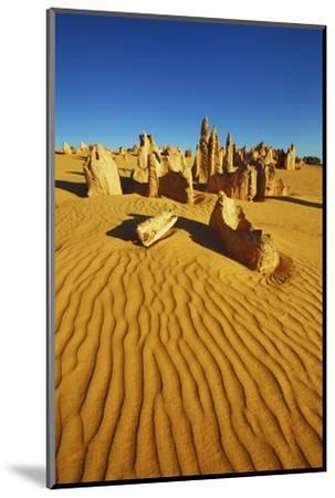 Erosion Landscape Pinnacles-Frank Krahmer-Mounted Photographic Print