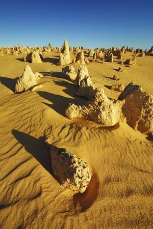 Erosion Landscape Pinnacles-Frank Krahmer-Framed Photographic Print