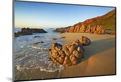 Rocky Coast at Injidup-Frank Krahmer-Mounted Photographic Print
