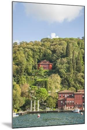 Beautiful Houses along Bosporus-Guido Cozzi-Mounted Photographic Print