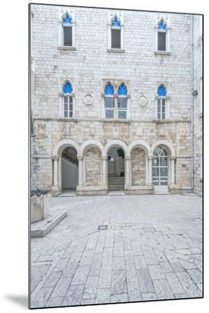 Trogir City Hall-Rob Tilley-Mounted Photographic Print
