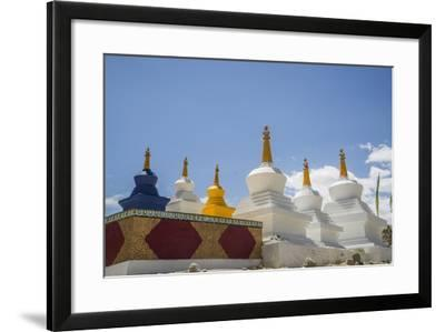 Phyang Monastery-Guido Cozzi-Framed Photographic Print