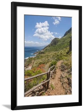 Lo Zingaro Natural Reserve-Guido Cozzi-Framed Photographic Print
