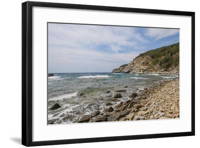 Cala San Quirico, near Buca Delle Fate-Guido Cozzi-Framed Photographic Print