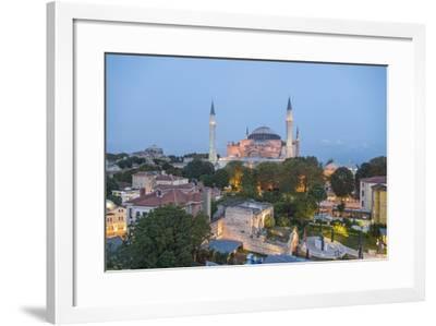 Aya Sofia-Guido Cozzi-Framed Photographic Print