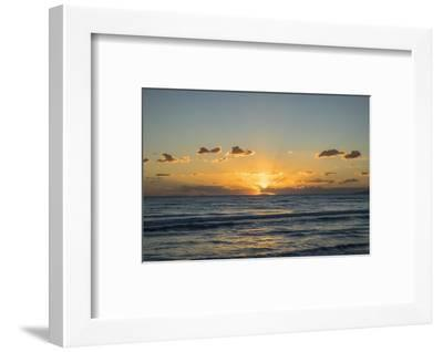 Ansedonia, Sea View-Guido Cozzi-Framed Photographic Print