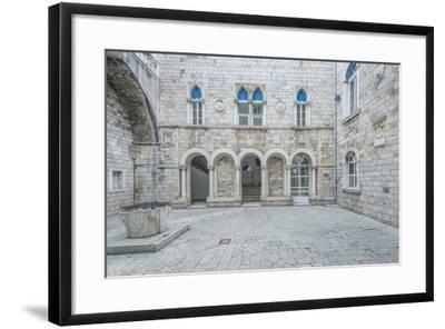 Trogir City Hall-Rob Tilley-Framed Photographic Print