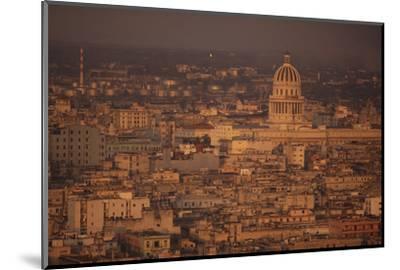 View of Havana Cuba-DLILLC-Mounted Photographic Print