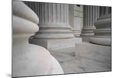 US Supreme Court-DLILLC-Mounted Photographic Print