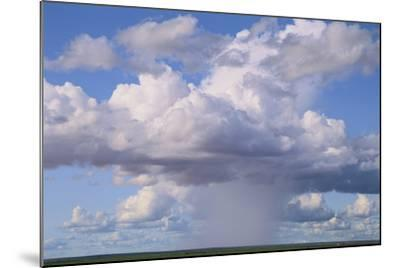 Cumulus Clouds Forming a Rainstorm-DLILLC-Mounted Photographic Print