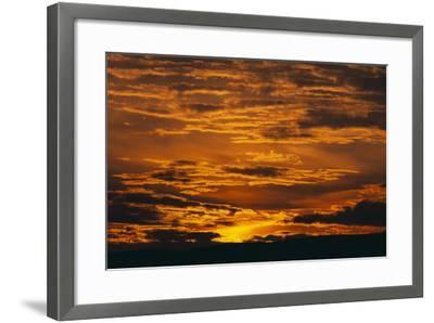 Sunset-DLILLC-Framed Photographic Print