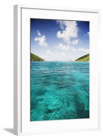 The Congo-Lovango Cut between Congo Cay and Lovango Cay-Macduff Everton-Framed Photographic Print