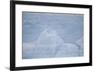 Layers on an Iceberg-DLILLC-Framed Photographic Print