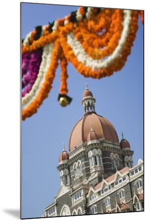 Taj Mahal Palace Hotel-Jon Hicks-Mounted Photographic Print