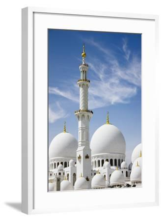 The Grand Mosque.-Jon Hicks-Framed Photographic Print