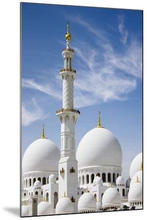 The Grand Mosque.-Jon Hicks-Mounted Photographic Print