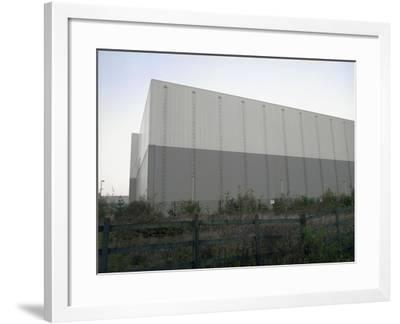 Warehouse-Robert Brook-Framed Photographic Print