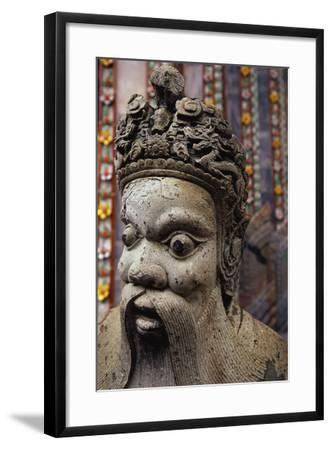 Sculpture at the Grand Palace-Macduff Everton-Framed Photographic Print