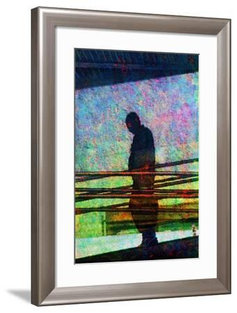 Alone--Framed Photographic Print