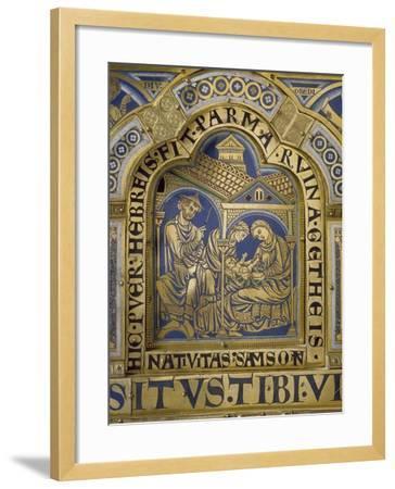 The Birth of Samson--Framed Photographic Print