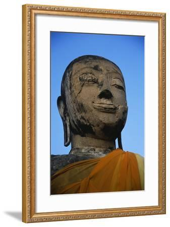 Buddha Head-Macduff Everton-Framed Photographic Print