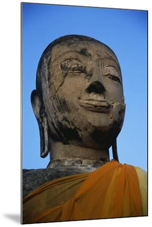 Buddha Head-Macduff Everton-Mounted Photographic Print