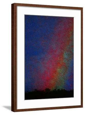 Rainbow-Andr? Burian-Framed Photographic Print
