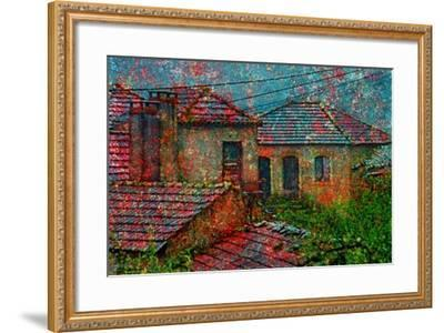 Quilho--Framed Photographic Print