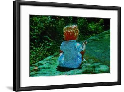 Child--Framed Photographic Print