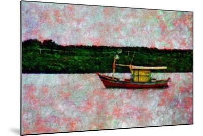 Boat-Andr? Burian-Mounted Photographic Print