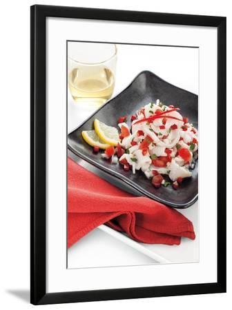 Ceviche-Fabio Petroni-Framed Photographic Print