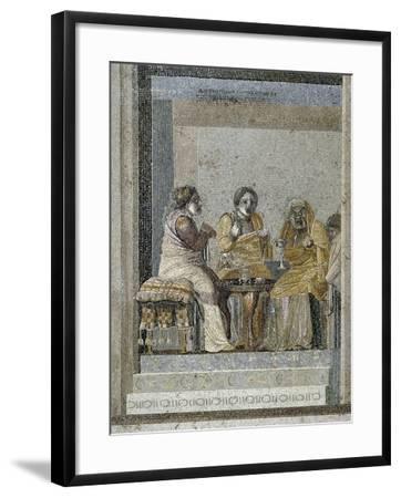 Roman Art : a Witch Preparing a Magic Potion Photographic Print by | Art com