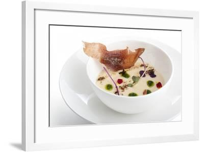 Gourmet Plate-Fabio Petroni-Framed Photographic Print