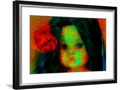 Doll--Framed Photographic Print