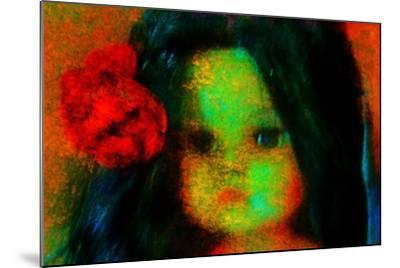 Doll--Mounted Photographic Print