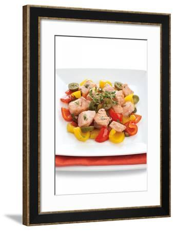 Second Course-Fabio Petroni-Framed Photographic Print