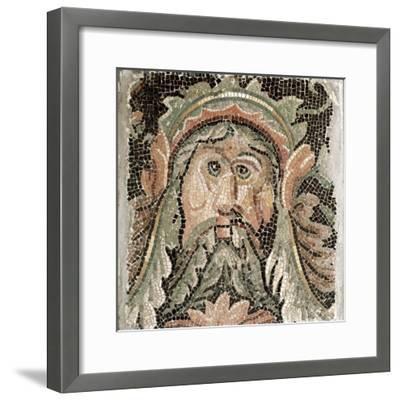 Roman Art: Sea Divinity--Framed Photographic Print