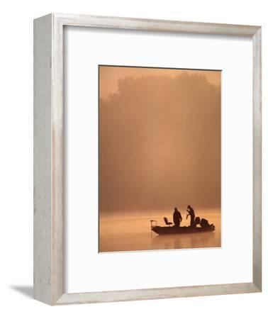 Catch Of The Day-michaelmill-Framed Photographic Print