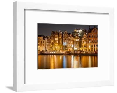 Amsterdam-badahos-Framed Photographic Print